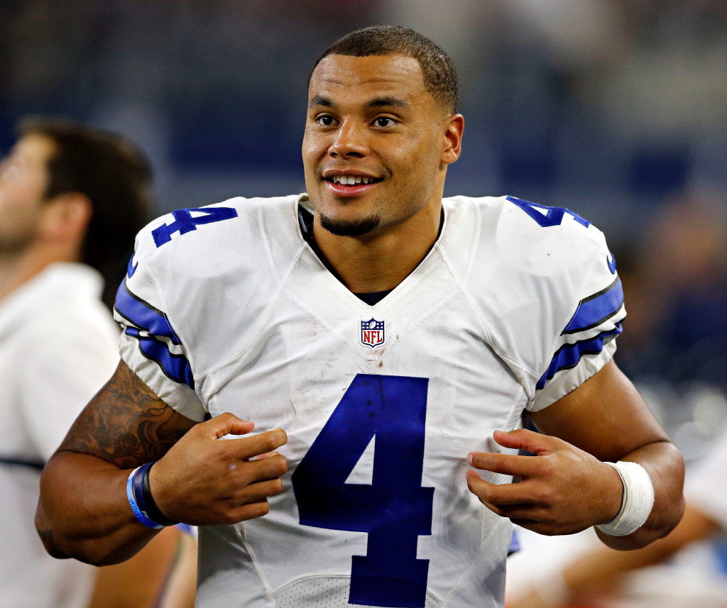 Dak Prescott The Man We Should All Aspire To Be Like