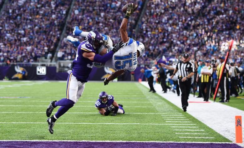 636ebb7e NFL Week 12 Preview: Minnesota Vikings vs. Detroit Lions