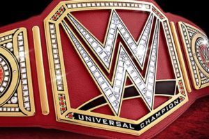 WWE Universal Championship means nothing
