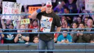 John Cena Returns: SmackDown Review