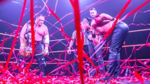 NXT Invaded Osaka Japan
