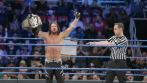 Title Picture Is Getting Crowded: SmackDown Live Review