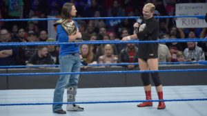 Aftermath of the TLC PPV: SmackDown Review