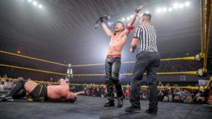 Showdown In Osaka Japan: NXT Review