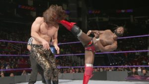 Rich Swann Is Still The Man: 205Live Review