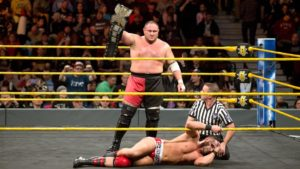 NXT Review: NXT Invades the Capital of Canada