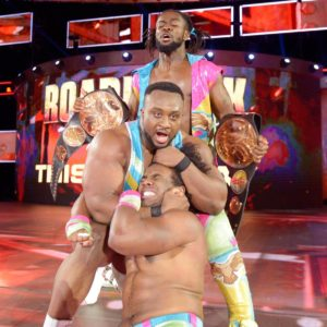 Tag Team History Is Made: RAW Review