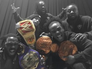 Kofi Kingston responds to negative comments about Black Excellence post