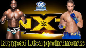 2016 Most Disappointing NXT Call Ups