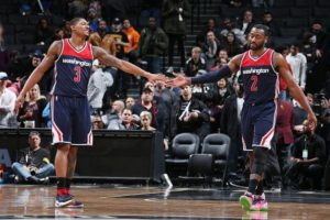 Washington Wizards bad habits continue