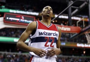 Surging Wizards continue to climb standings with a win over Indiana