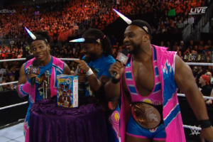 The New Day become the longest reigning WWE Tag Team Champions