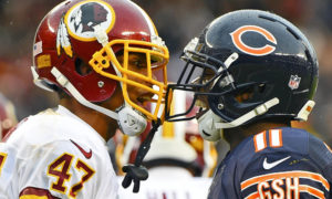 Redskins Look To Keep Playoff Hopes Alive, Face Struggling Bears