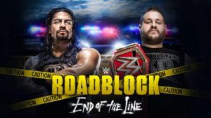 Roadblock End Of The Line PPV Preview