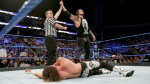 New Year Starts With A Bang: SmackDown Live Review