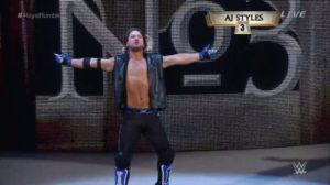 AJ Styles: A Phenomenal Year