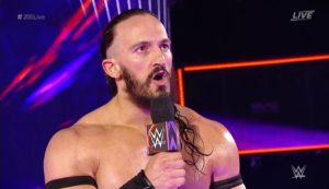 Neville Wants The Title: 205 Live Review