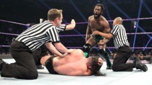 Swann Neville Showdown:205Live Review