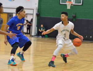 Richard Bland Wins  At Patrick Henry 83-61