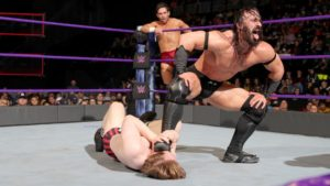 Neville The King of Cruiserweights Era: 205Live Review