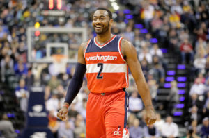 Wizards Head Into Break With Win