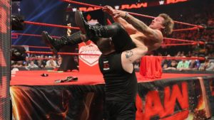 A Night of Surprises: RAW Review
