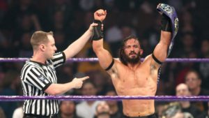 Neville Continues To Dominate: 205 Live Review