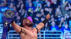 Neville Is Reborn: The King of Cruiserweights