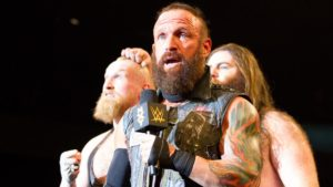 SAnitY Takeover: NXT Review