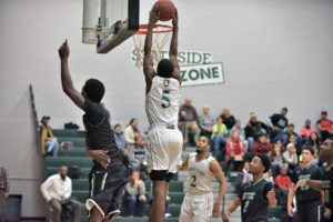 No. 5 Richard Bland Welcomes Lenoir (N.C.) CC