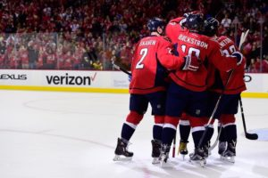 Capitals Dominate Hurricanes in a 5-0 Victory