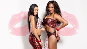 Naomi's Former Tag Partner Cameron Congratulates Her on Title Win