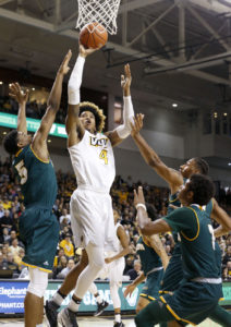Late Run Helps VCU Prevail Over George Mason