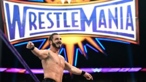 Austin Aries Puts On A Show: 205 Live Review