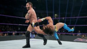 Austin Aries Returns: 205Live Review