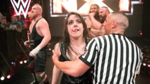 SAniTY Met Their Match: NXT Review