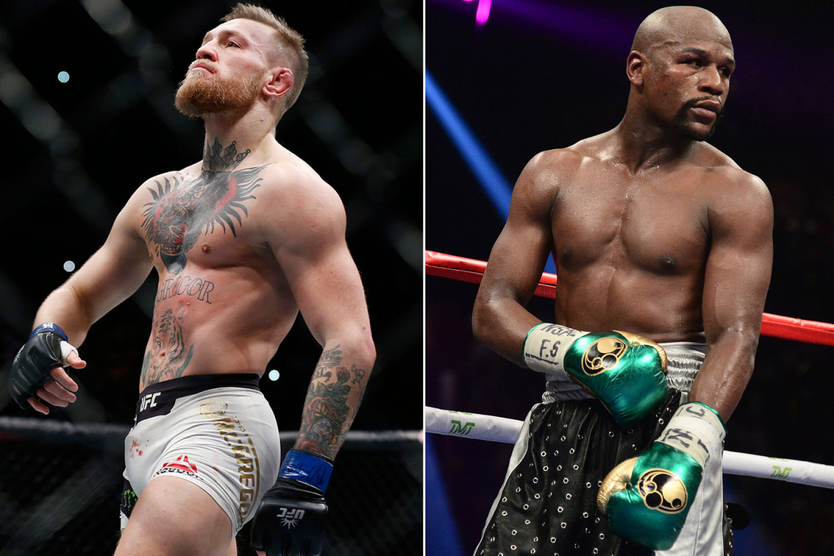 Its in the UFCs Hands: Floyd Mayweather and Conor