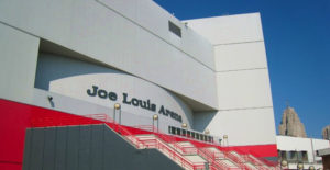 WWE and WCW Classics in the Joe Louis Arena