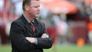 Redskins fire GM Scot McCloughan after relapse with Alcohol