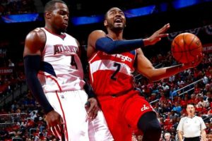 Wizards Protect Homecourt take a 2-0 lead
