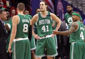 Washington Ends Season in Boston