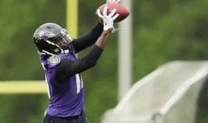 Breshad Perriman Could Be the Key to Baltimore's Offense