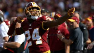 Josh Norman Discusses the Importance of his Madden Rating