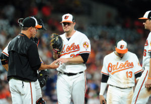 Orioles Finish 3-4 on Homestand, Tied for Last Place in AL East