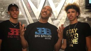 The Ball Family Invaded RAW: Ended In Controversy