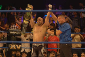 Impact Wrestling TV Tapings Recap: Sonjay Dutt Is The New X-Division Champion