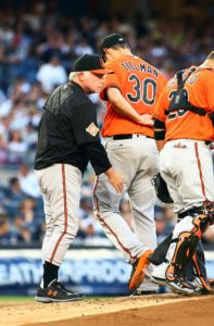 Orioles Stuck With Current Rotation Despite Recent Outings