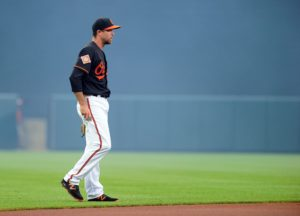 Orioles Confirm J.J Hardy has Fractured Wrist, Out 4-6 Weeks
