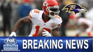 Ravens Sign Jeremy Maclin, Could Still Sign Eric Decker