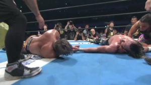 Okada vs Omega II Lived Up To The Hype